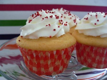 Cupcakes Tres Ingredientes