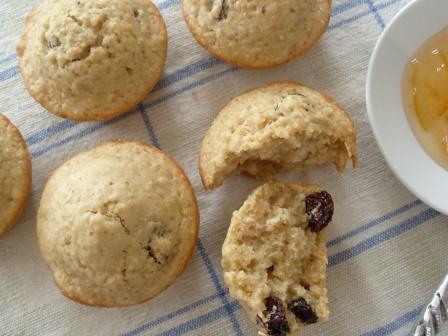 Muffins de Quinua