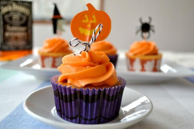 Cupcakes de Camote y Whysky
