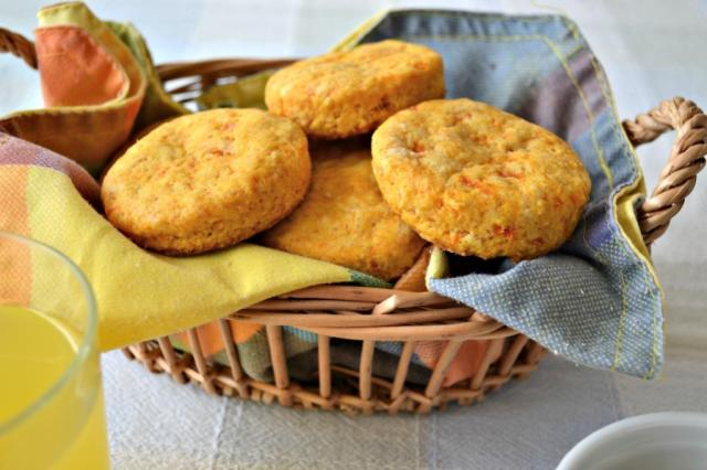 Biscuits de Camote