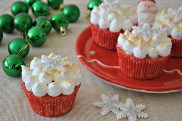 Cupcakes de Camote y Naranja