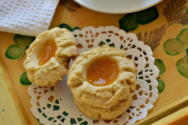 Galletas con Mermelada de Aguaymanto