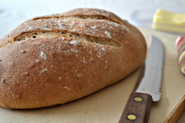 Pan Sueco de Centeno