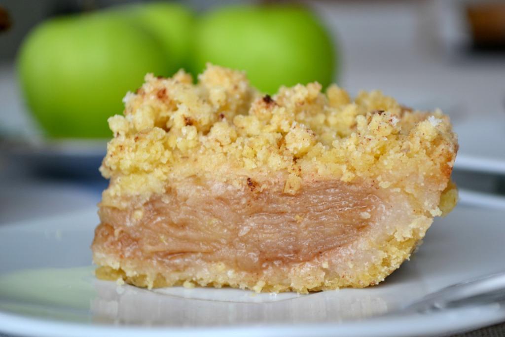 Crocante de Manzanas sin Gluten | Mi Vida en un Dulce