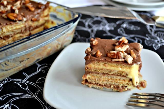 Torta de Galletas