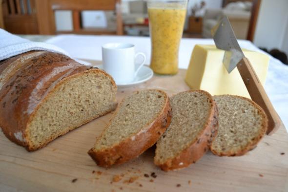 Pan de Centeno de Europa Oriental