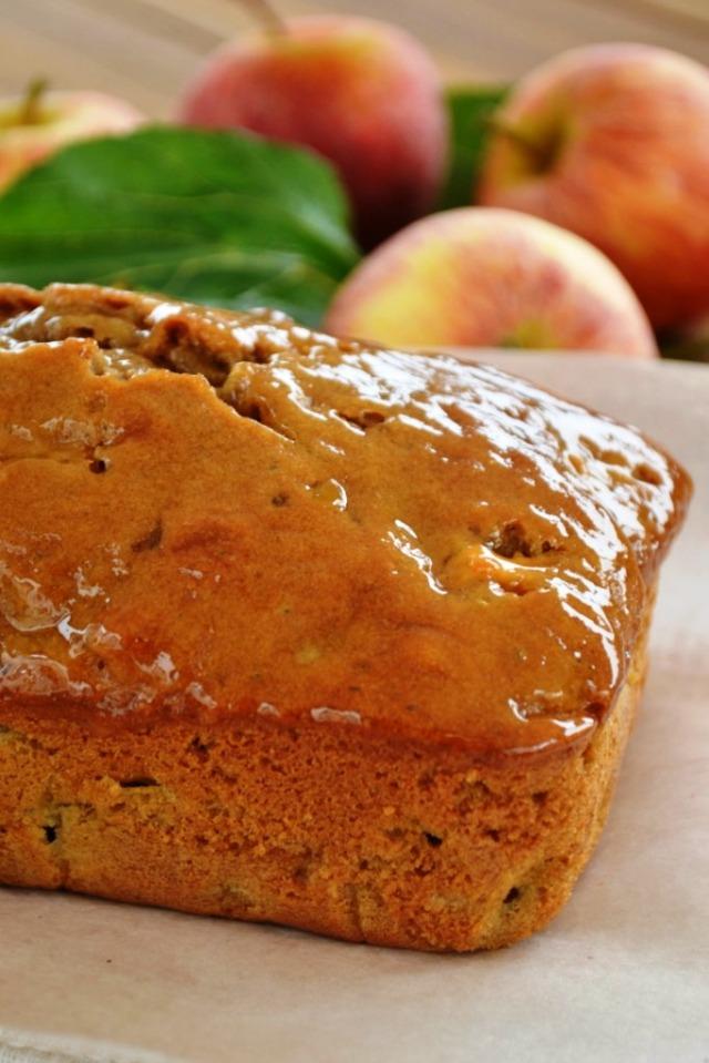 Queque de Manzana de Fin de Semana