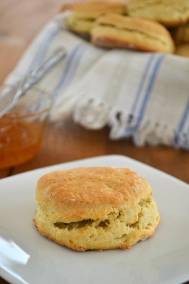 Biscuits de Buttermilk