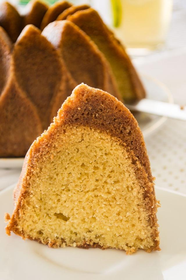 Chilcano Bundt Cake